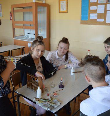 Dni otwarte dla uczniów PSP nr 2 w Praszce