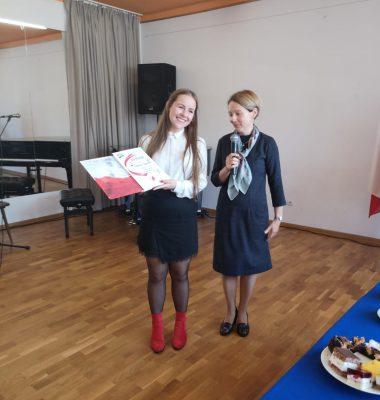 XVII Wojewódzkiego Konkursu Pieśni Patriotycznych