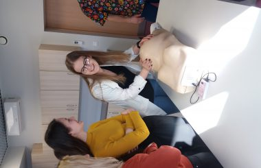 Innowacyjne Centrum Symulacji Medycznej w PMWSZ w Opolu