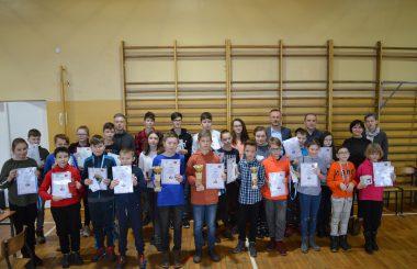 IV Międzyszkolny Turniej Szachowy o Puchar Dyrektora I Liceum Ogólnokształcącego w Praszce